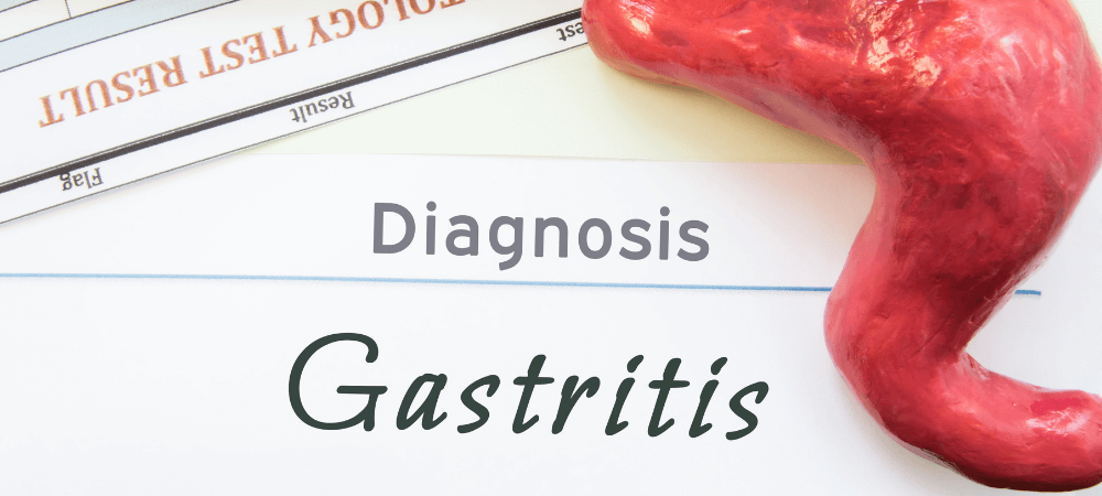 Gastritis : Causes, Symptoms, Dignosis and Treatment